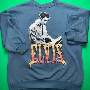 Elvis Presley Vintage Crewneck 1995 House of Blues